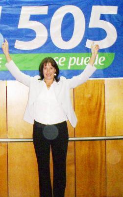 En Sauce,  Lista 505 Alcaldesa Mirian Aladio!!