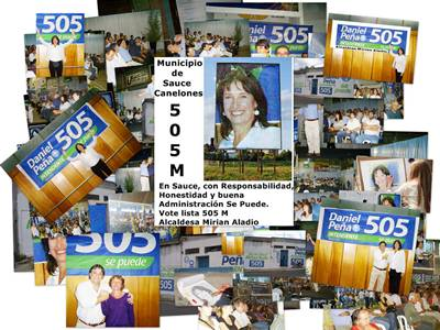 9 de mayo Lista 505 M - gracias por su confianza!!!